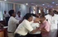 கூட்டமைப்பின் உறுப்பினர் மீது தாக்குதல்!