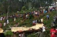 பதுளையில் இடம்பெற்ற பேருந்து விபத்து! 9 பேர் பலி!!