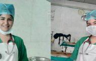 கொரோனா நோயாளிகளுக்கு பணிபுரிய செவிலியராக மாறிய பிரபல நடிகை..