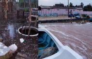 அம்பாறை மாவட்டத்தில் உள்புகுந்த கடல் நீர்!
