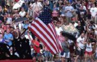 கொரோனாவின் கோர தாண்டவத்தின் மத்தியிலும் அமெரிக்காவில் நடந்த கொண்டாட்டம்!