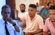 சுமந்திரன் மீது ஆத்திரத்தை கொட்டித்தீர்த்த இளைஞர்கள்!
