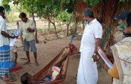 திருகோணமலை மாவட்டத்தில் வைரலாகும் தமிழரின் நவீன பிரச்சாரம்!