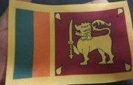 சர்வதேச விண்வெளி நிலையத்திற்கு சென்ற இலங்கை தேசிய கொடி...!!