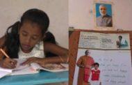 தமிழ் சிறுமியின் படிப்பு நான்கு ஆண்டுகளாக உதவி வரும் பிரதமர் மோடி!