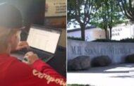 அமெரிக்காவில்  12 வயது சிறுவனுக்கு மிரட்டல் விடுத்த பாடசாலை நிர்வாகம்