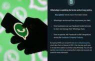 WhatsApp New Privacy Policy: அனைவரின் கவனத்திற்கு! வெளிவந்த அதிமுக்கிய தகவல்