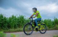 சுவிட்சர்லாந்தில் 400 கிலோமீற்றர் தூரத்தை இலக்கு வைத்து ஈழத்தமிழரின் மிதிவண்டி பயணம்