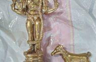 வவுனியாவில்  ஆதிகால சிலை கைப்பற்றப்பட்டுள்ளது!