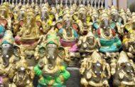 விநாயகர் சதுர்த்தியையொட்டி  தமிழகத்தில் அதிக பிள்ளையார் சிலைகள் விற்பனை