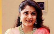 நடிகை ரம்யா கிருஷ்ணன் பிறந்தநாள் கொண்டாட்டம்